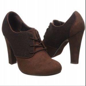 XOXO Jasmine Boots. sz 8.5.   NWOT
